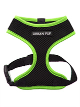 Active Mesh Neon Green Harness - Get fit, stay safe, stay seen. Treat your training buddy to an attractive new Active Mesh Harness with a dash of sporty neon to compliment your keep fit gear. But also great for regular walkies.<br /><br />High visibility Active Mesh Neon Harnesses provide the ultimate in comfort and safety, featuri...